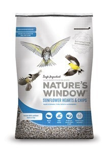 Hearts & Chips no-waste bird food